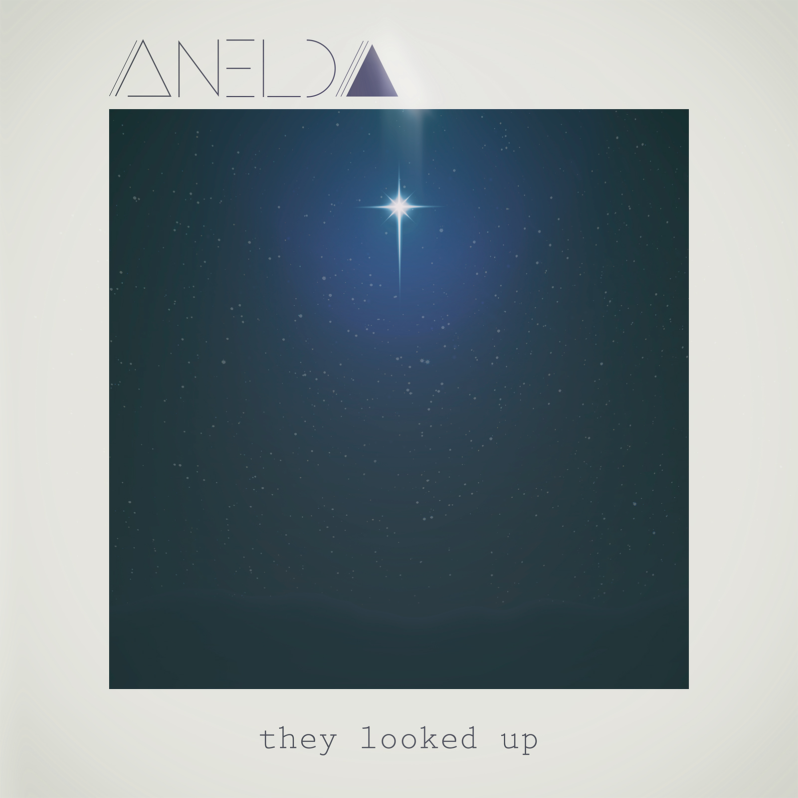 Anelda - They Looked Up Christmas